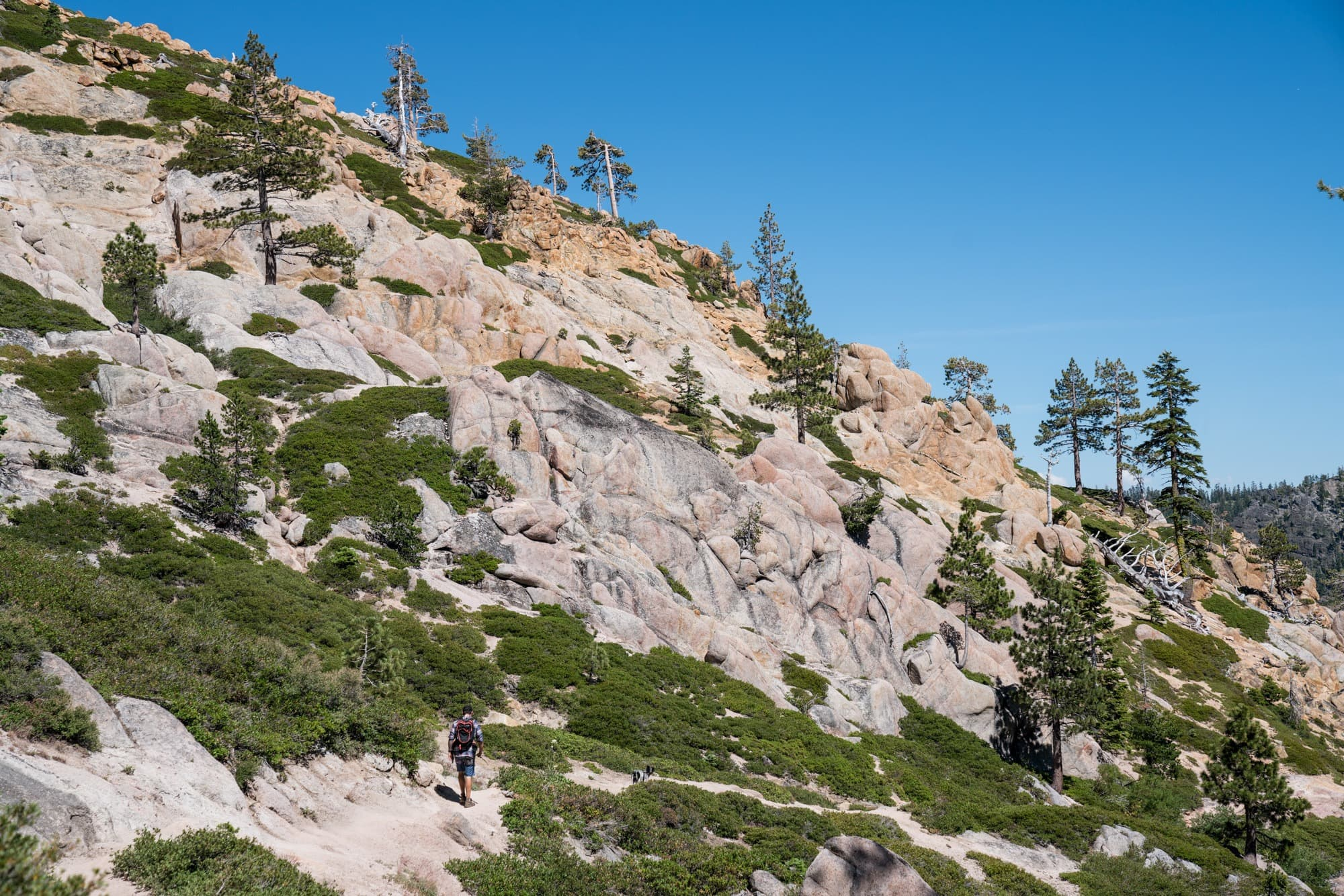 5 Lakes Basin Trail // Planning an adventure-packed vacation to Lake Tahoe? Here are 12 of the best things to do around Lake Tahoe for the outdoor enthusiast.