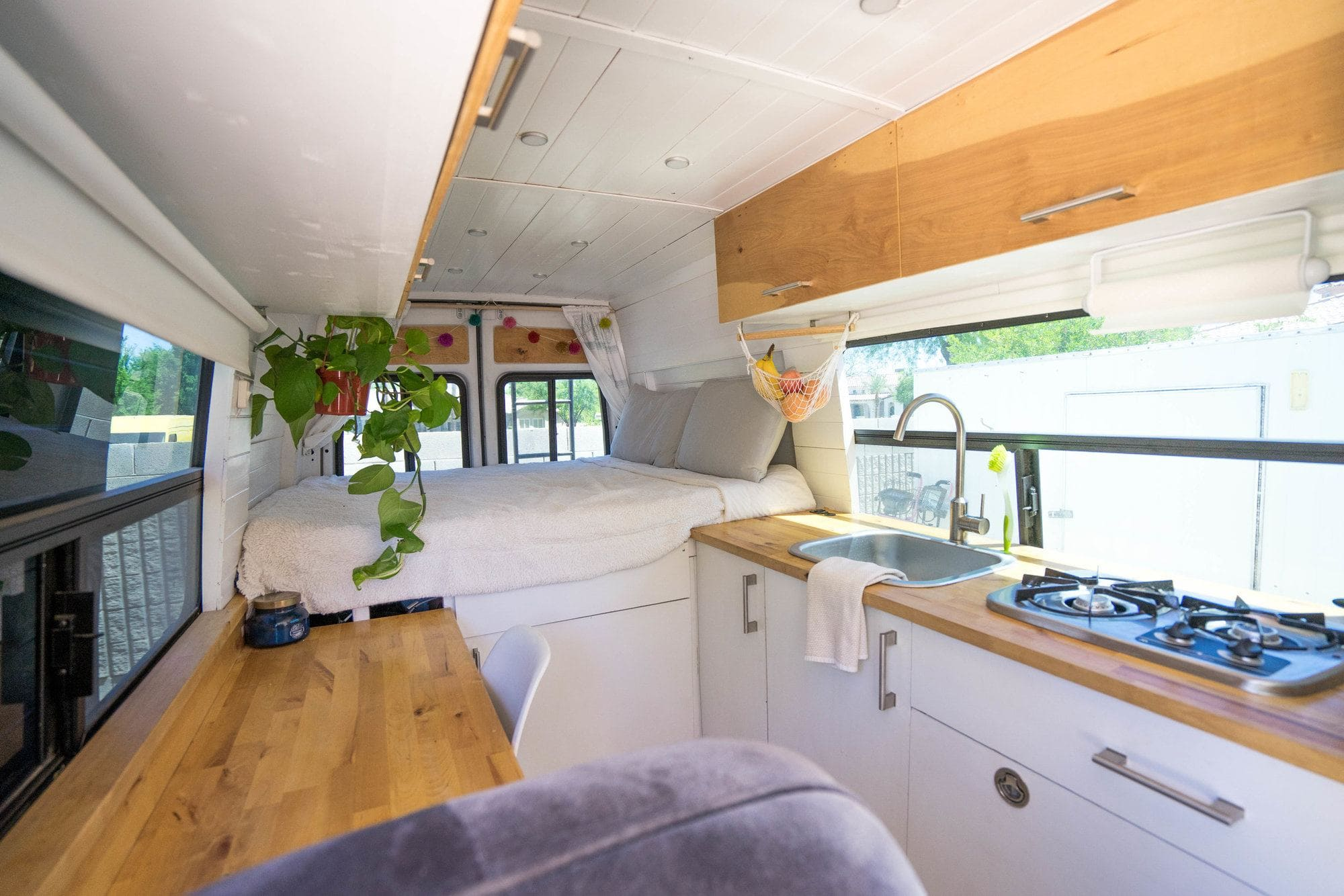 Sprinter Van Life Interview: Our Home on Wheels Tour