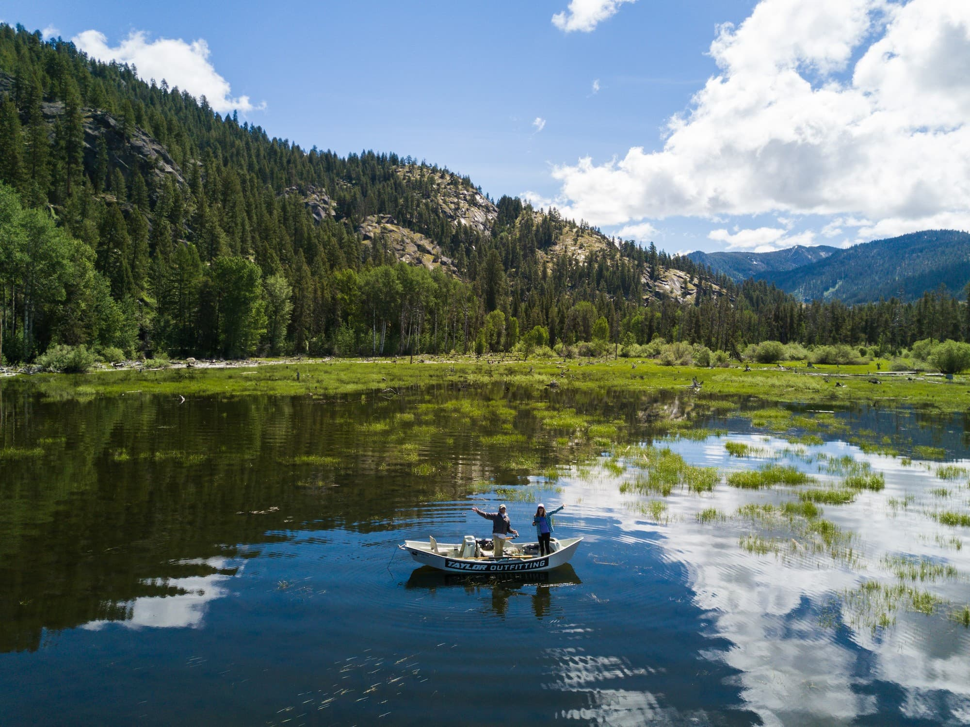 Fly Fishing in McCall Idaho