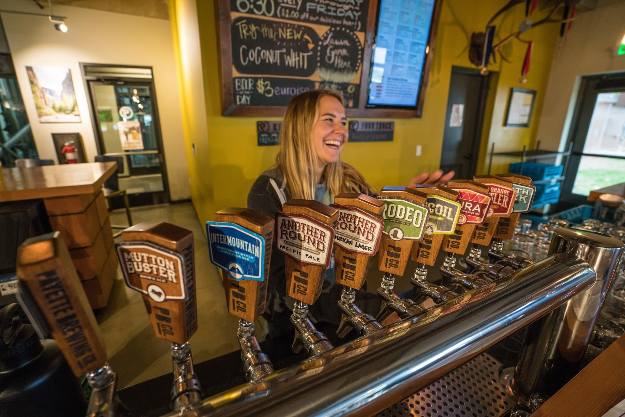 Payette Brewing, Boise Idaho