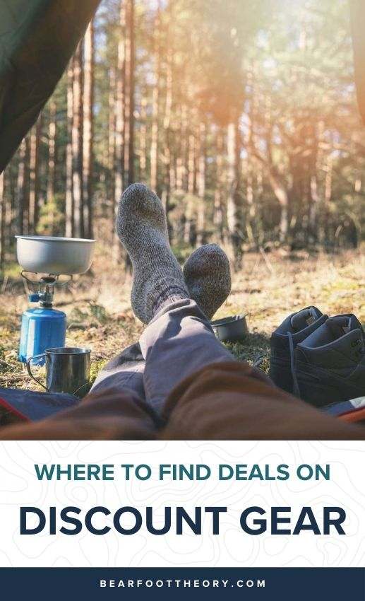 Looking to score a deal on cheap camping and outdoor gear? Here are 17 places to buy discounted outdoor gear - both new and used.
