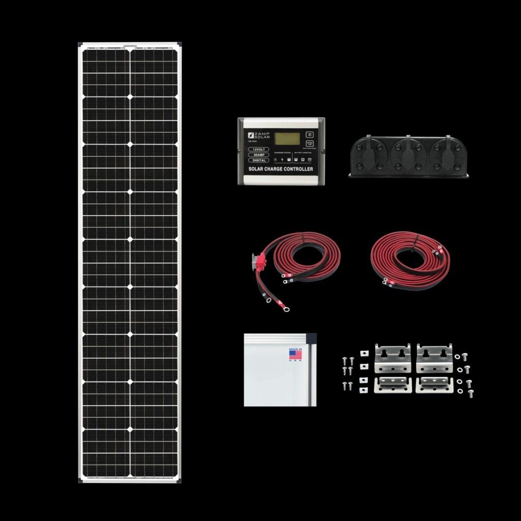 zamp solar kit for sprinter vans