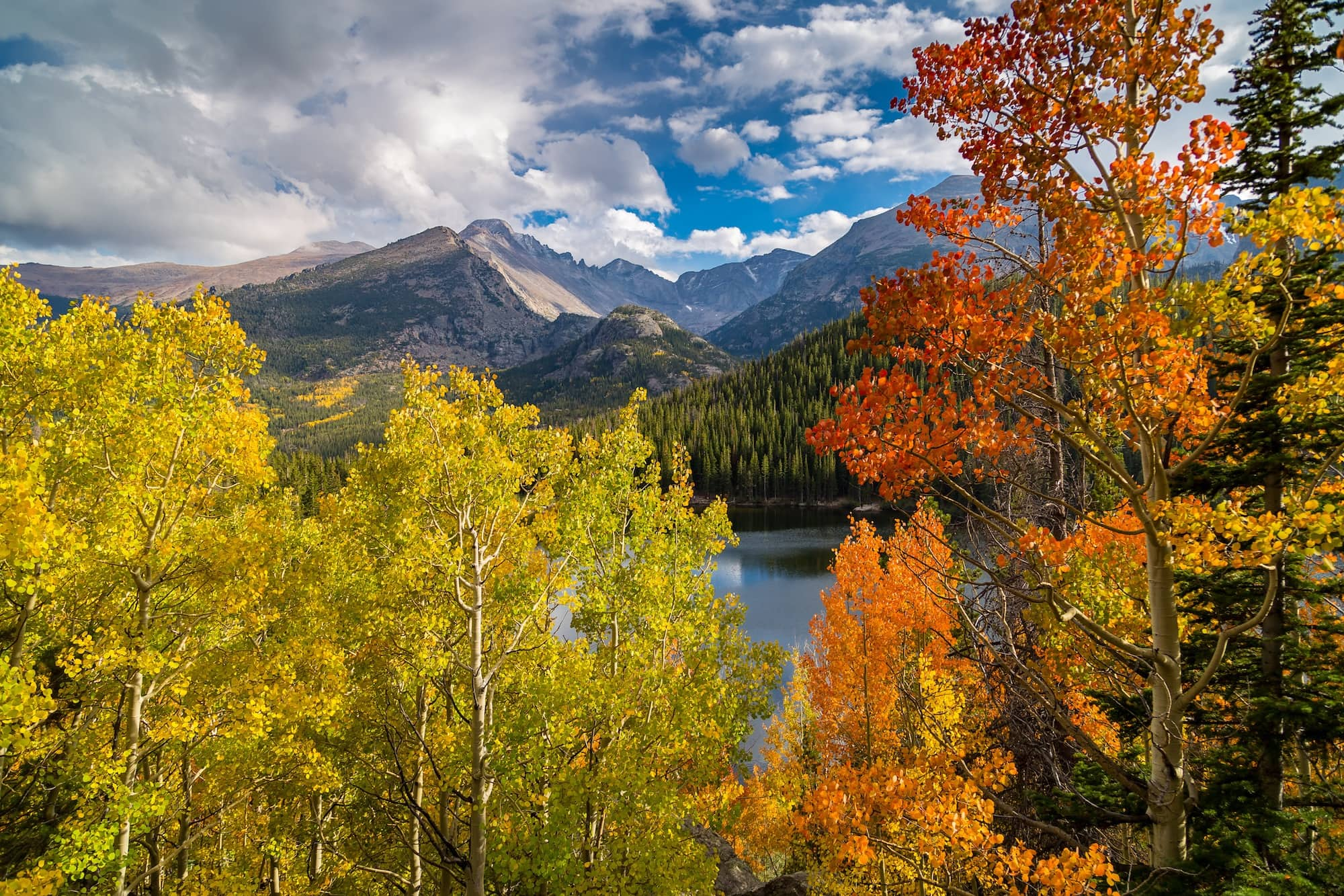 Best National Parks to Visit in Fall for Peak Colors