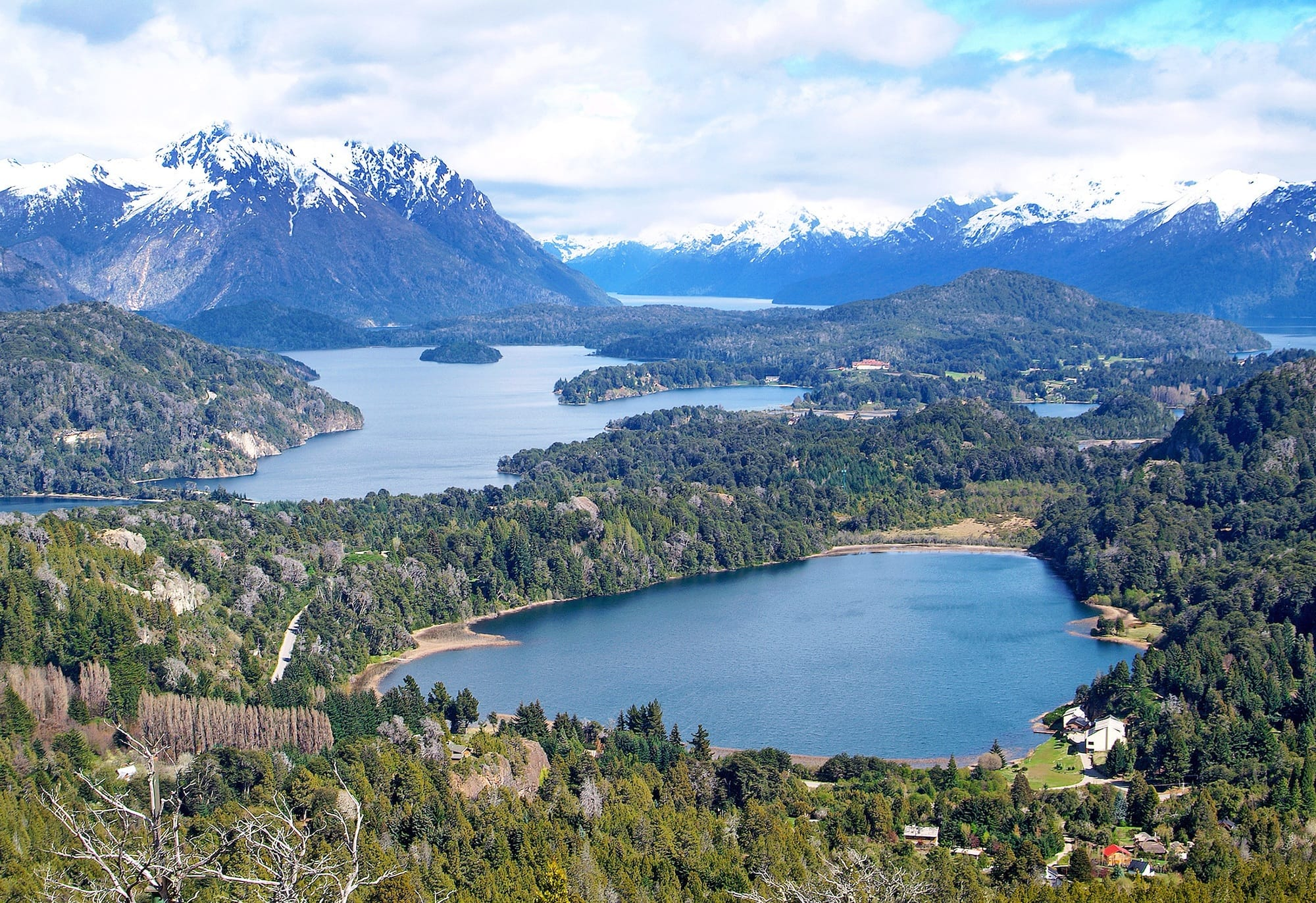 Argentinian Lake District // Planning a trip to Patagonia? Learn about the 6 different Patagonia regions and plan your travels with our list of must-do activities in each place.
