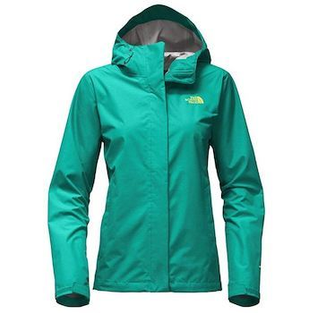 The North Face Venture 2 is a budget friendly rain jacket that makes the list of the best rain jackets for women in 2020