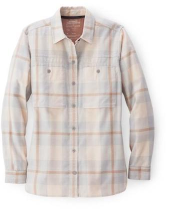 A good flannel is an essential piece for every outdoor enthusiast. Gift her this cozy cotton version from REI's new Wallace Lake line of functional and fashionable clothing.