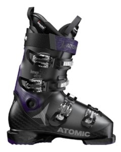 Atomic Hawx Ultra 85 Ski Boot // Understand flex ratings, ski boot features & how boots should fit before buying. We also share our favorite ski boots in our how to choose ski boots guide.