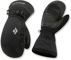 These Black Diamond Mercury mitts are insulated for extra warmth, making these a perfect gift for skiers and snowboarders.