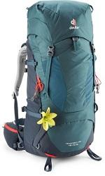 The Deuter Aircontact Lite backpacking pack comes in various sizes fit for both men and women. It's a great gift for any backpacker.