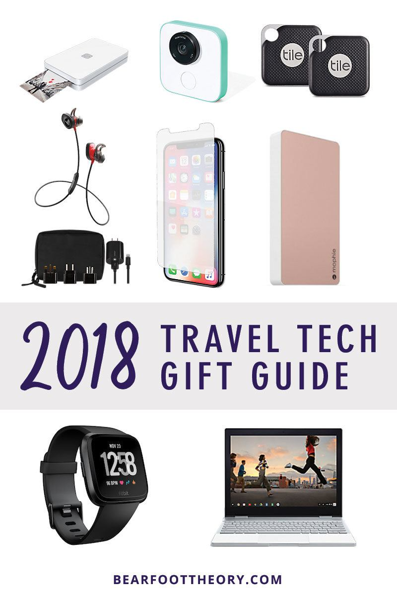Shop for a jet-setting gadget lover with our travel tech holiday gift list featuring our favorite electronics for international travel.