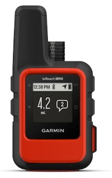 Garmin InReach Mini 2-Way Communicator