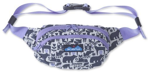 Best Gifts for Outdoor Women // KAVU Spectator Waistpack
