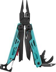 Best Gifts for Outdoor Lovers // Leatherman Signal Colors Multi-Tool