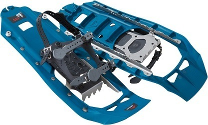 The MSR Evo Snowshoes are a great gift for anyone looking to get into snowshoeing and those who are already pros.