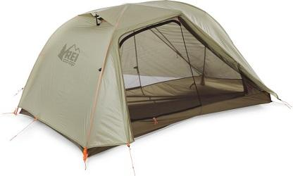The REI Co-op Quarter Dome SL2 Tent is lightweight, roomy, and easy to set up, making it the perfect gift for hikers, campers, and backpackers