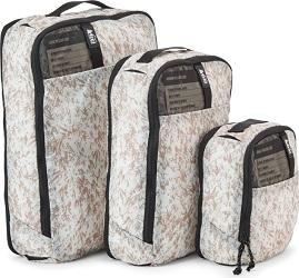 REI Co-op Expandable Packing Cubes keep clothing organized and make the perfect gift for international travelers and vanlifers.