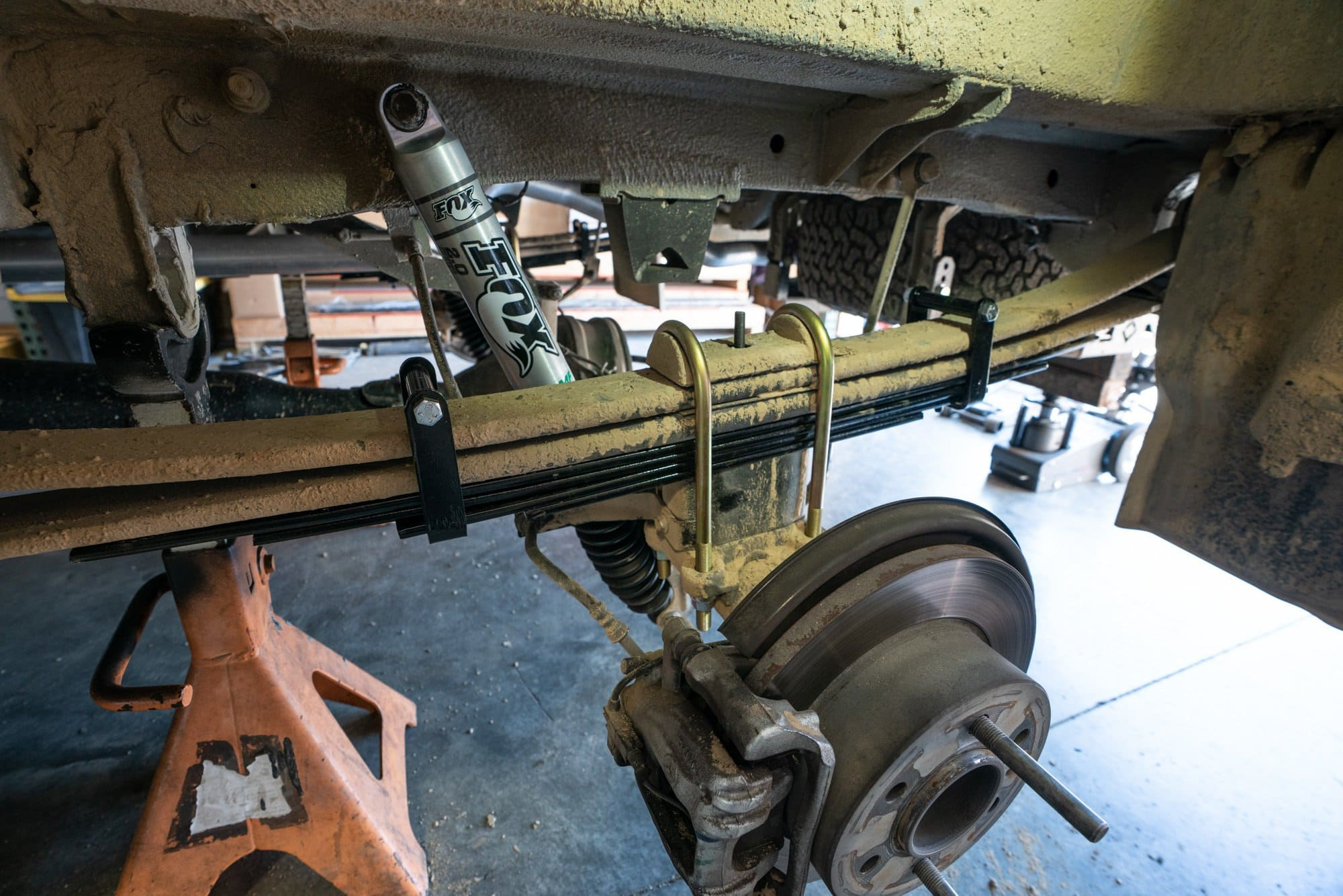 Upgrading the suspension in your Sprinter Van can result in a smoother ride and more control. Get my review of Van Compass's front and rear suspension kits.