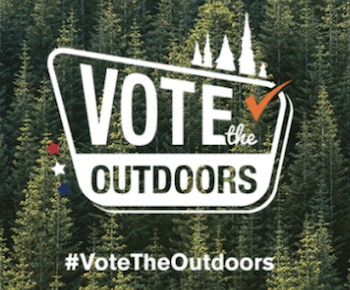 Vote the Oudoors