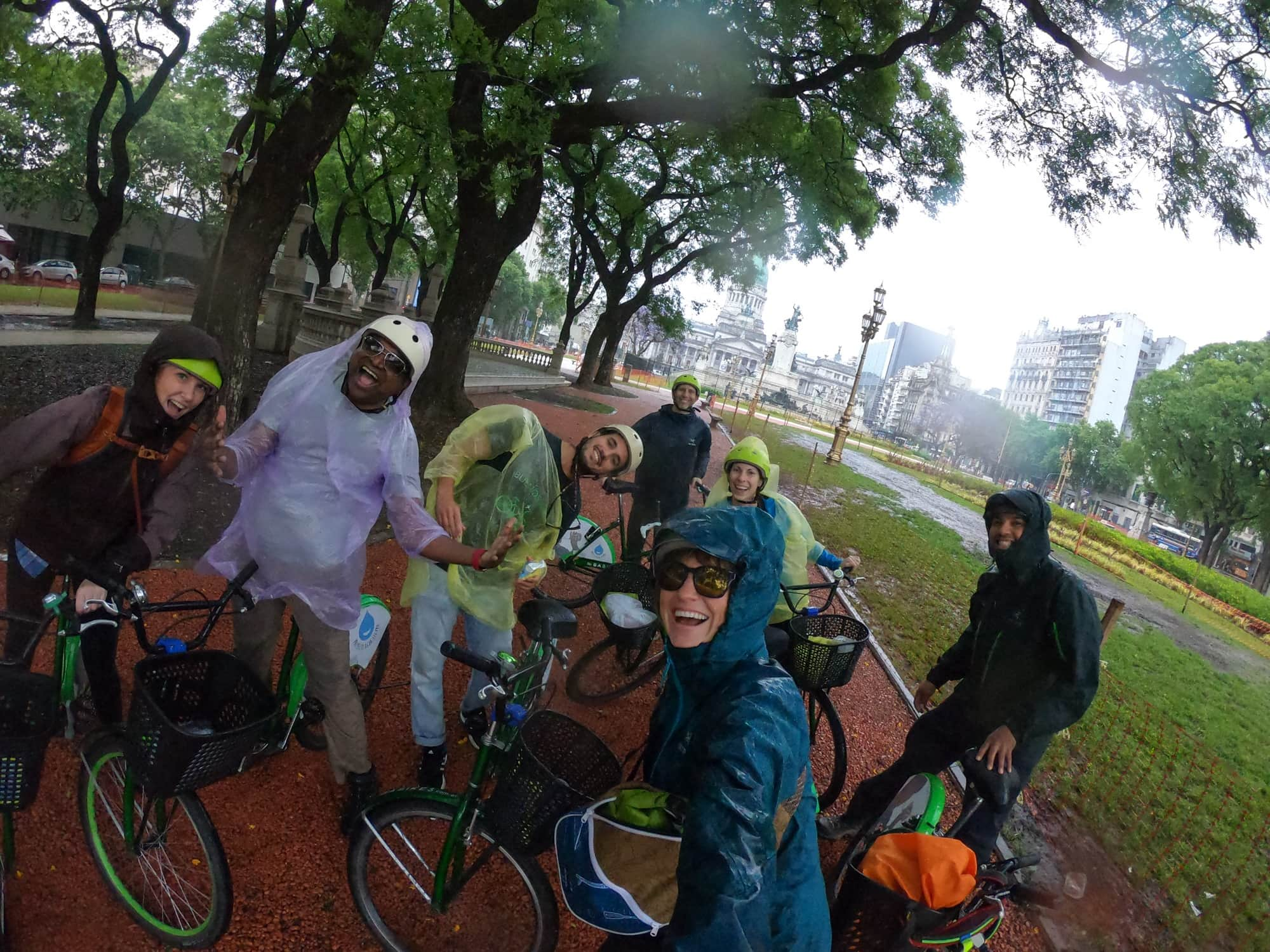 Explore Buenos Aires and it's amazing food scene by bike. See the photos and read about my experience in my BA Bikes review of their Food Bike Tour.