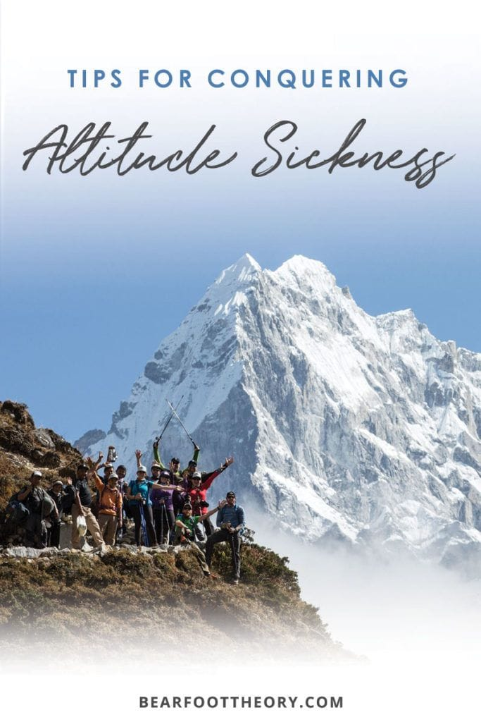 Heading to a high elevation? Learn how to recognize altitude sickness symptoms & get our tips to avoid and prevent altitude sickness while hiking & traveling.