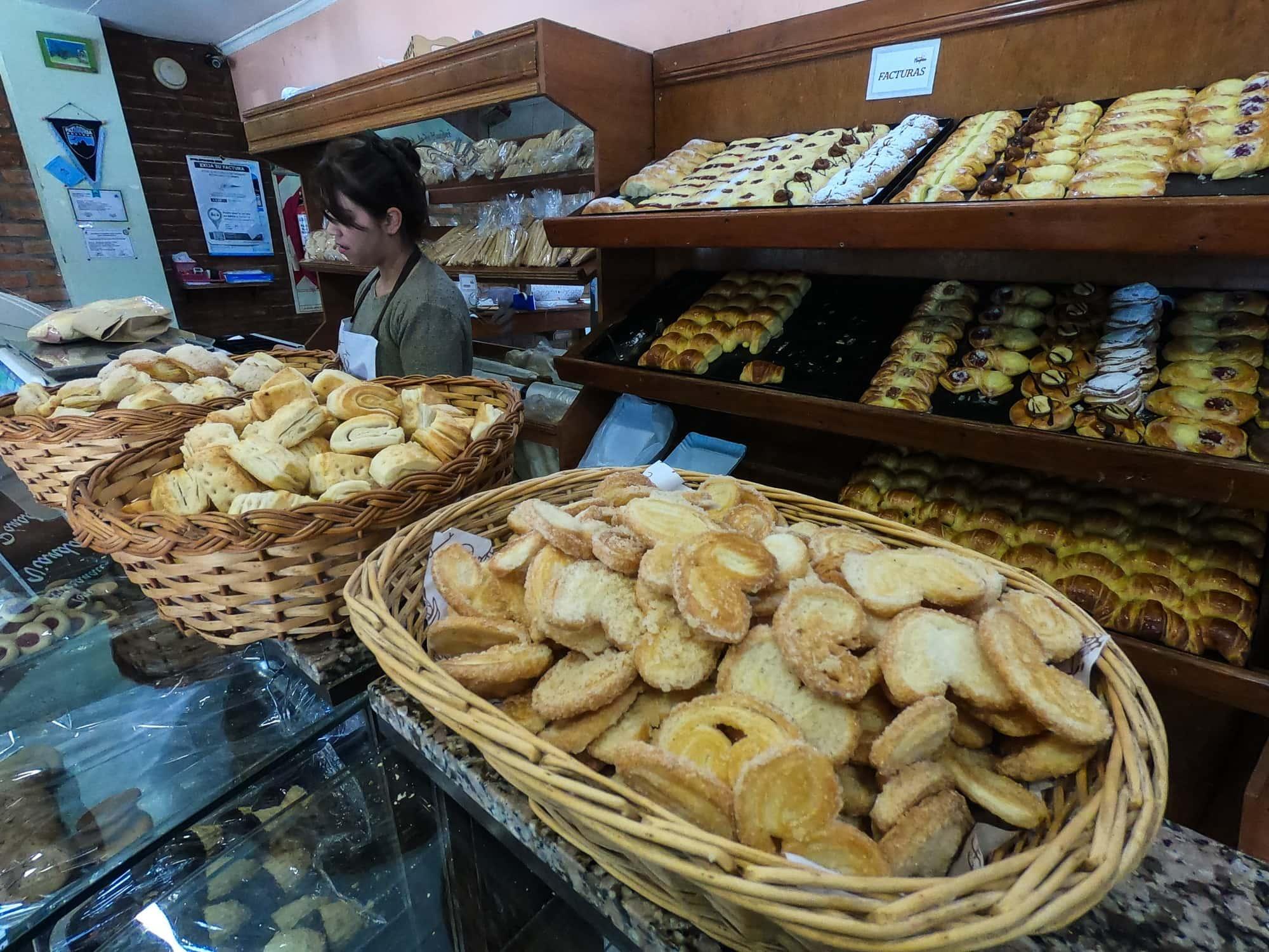 Bakery in El Chalten