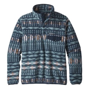 Patagonia is an eco-friendly outdoor clothing and apparel brand that values sustainability // Check out more of our favorites in this blog post.