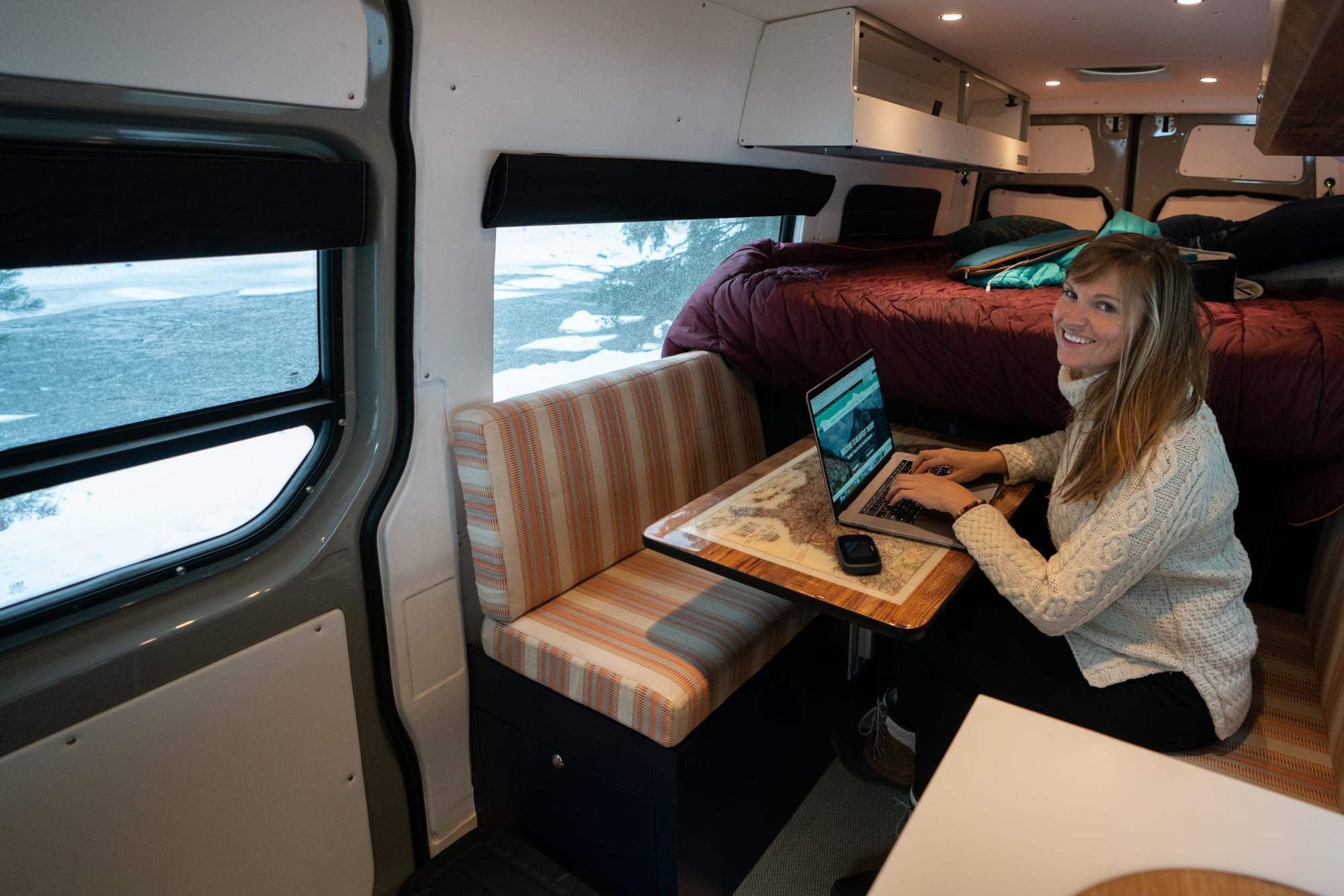 Want to work from the road? Learn about vanlife internet and how to stay connected while camping and traveling in remote areas.