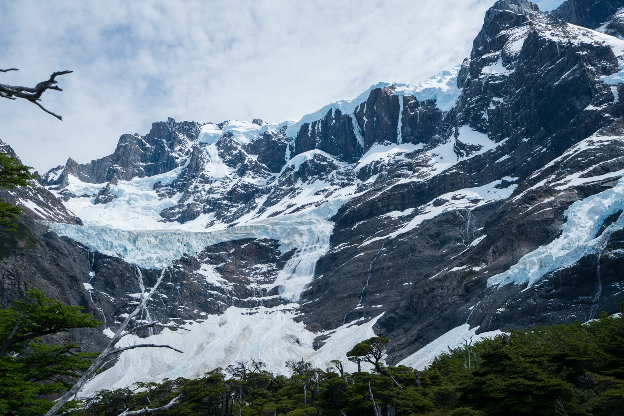 Hiking the W Trek in Torres Del Paine, Chile (Patagonia) on a G Adventures Tour