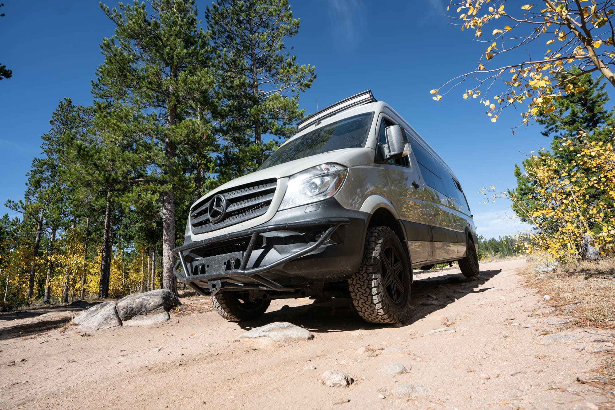 Sprinter Van Suspension Upgrades: Van Compass Review