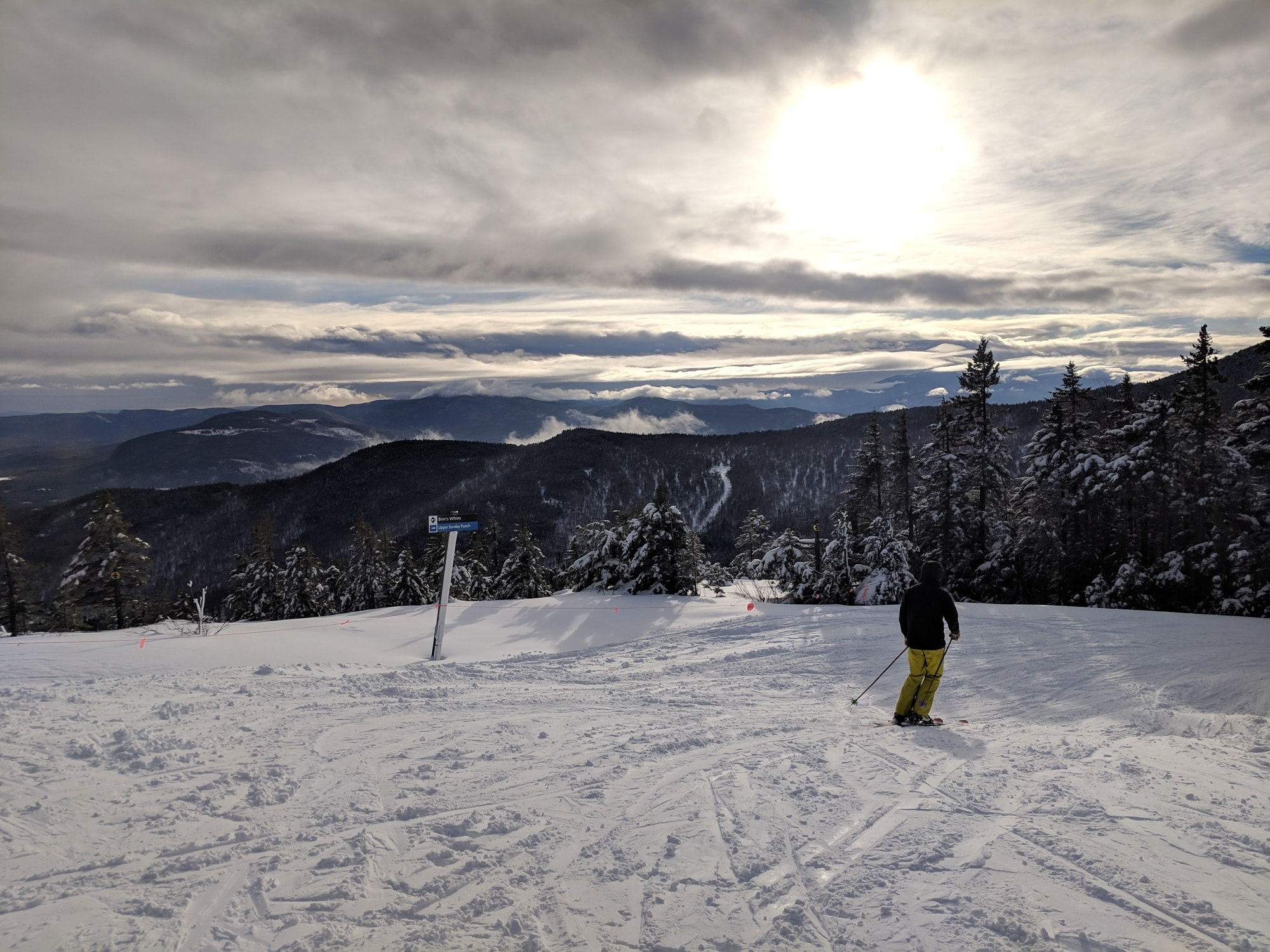 Sunday River / Looking for some great East Coast ski slopes to learn to ski on? Read our list of the best New England ski resorts that are perfect for beginners.