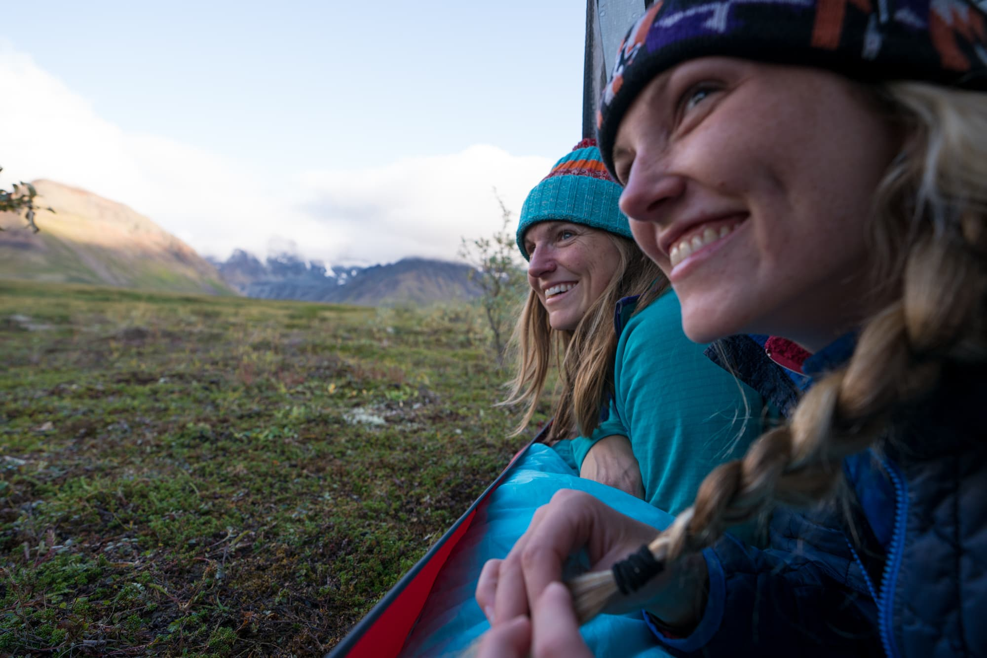 20 tried and true tips for staying warm while cold weather camping. Be prepared & comfortable for cold weather camping regardless of the temperature.