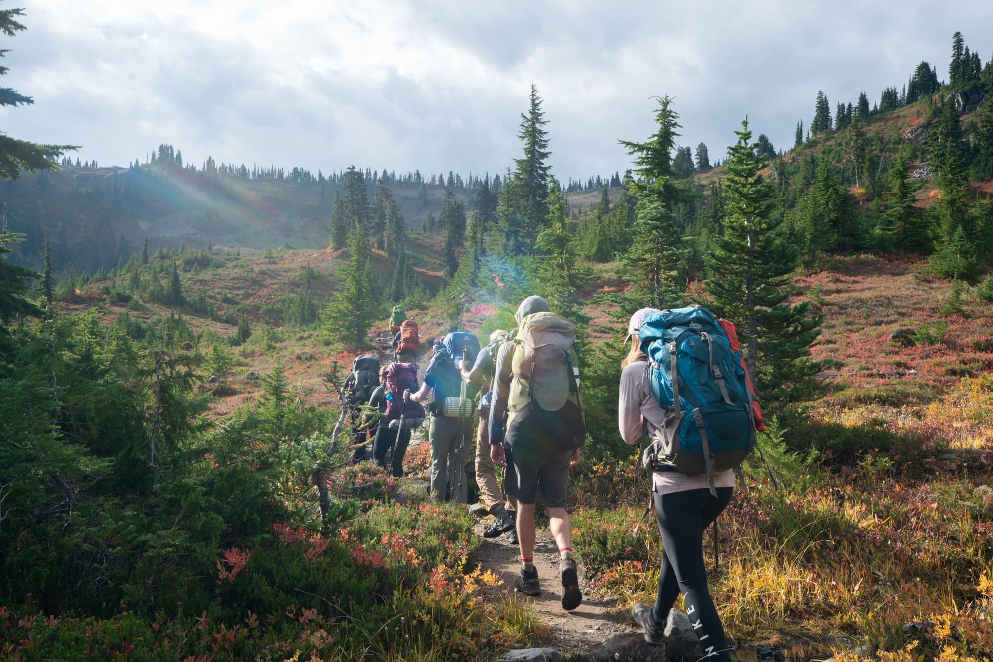 Learn how to pack a backpacking pack for maximum comfort and organization with these pros tips for fitting all of your gear and balancing the load.