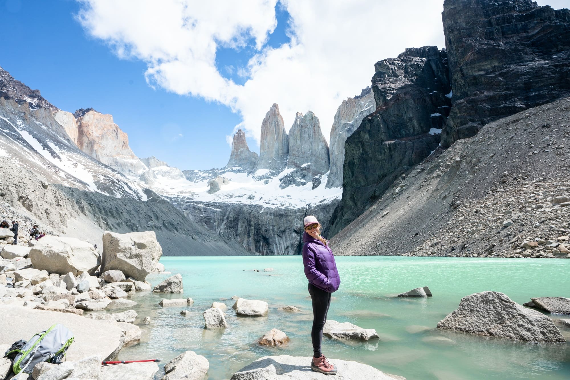 Hiking the W Trek in Torres Del Paine, Patagonia: Itinerary, Gear & Camping Tips