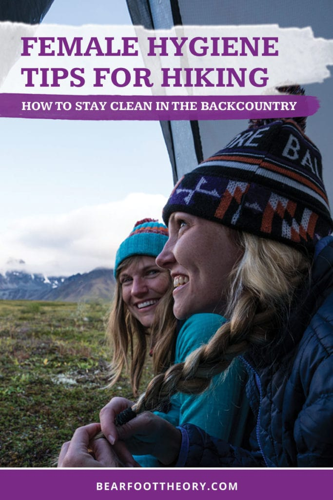 Wondering how to stay fresh in the wild? Stay clean while camping and hiking with our female hygiene tips for the backcountry, written by outdoor women.