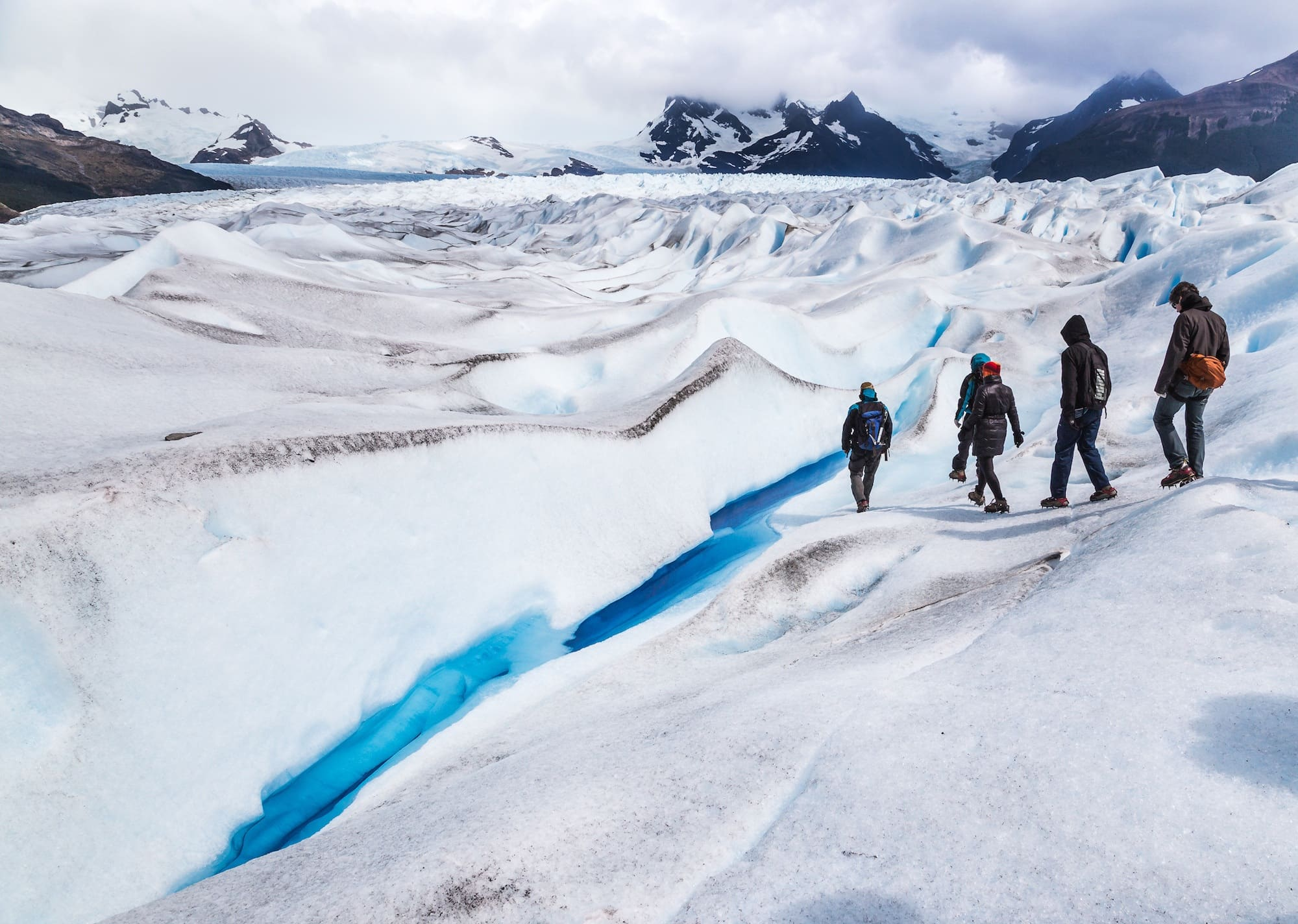 Discover Perito Moreno Glacier, local estancias, the best restaurants & town highlights with our list of the best things to do in El Calafate.