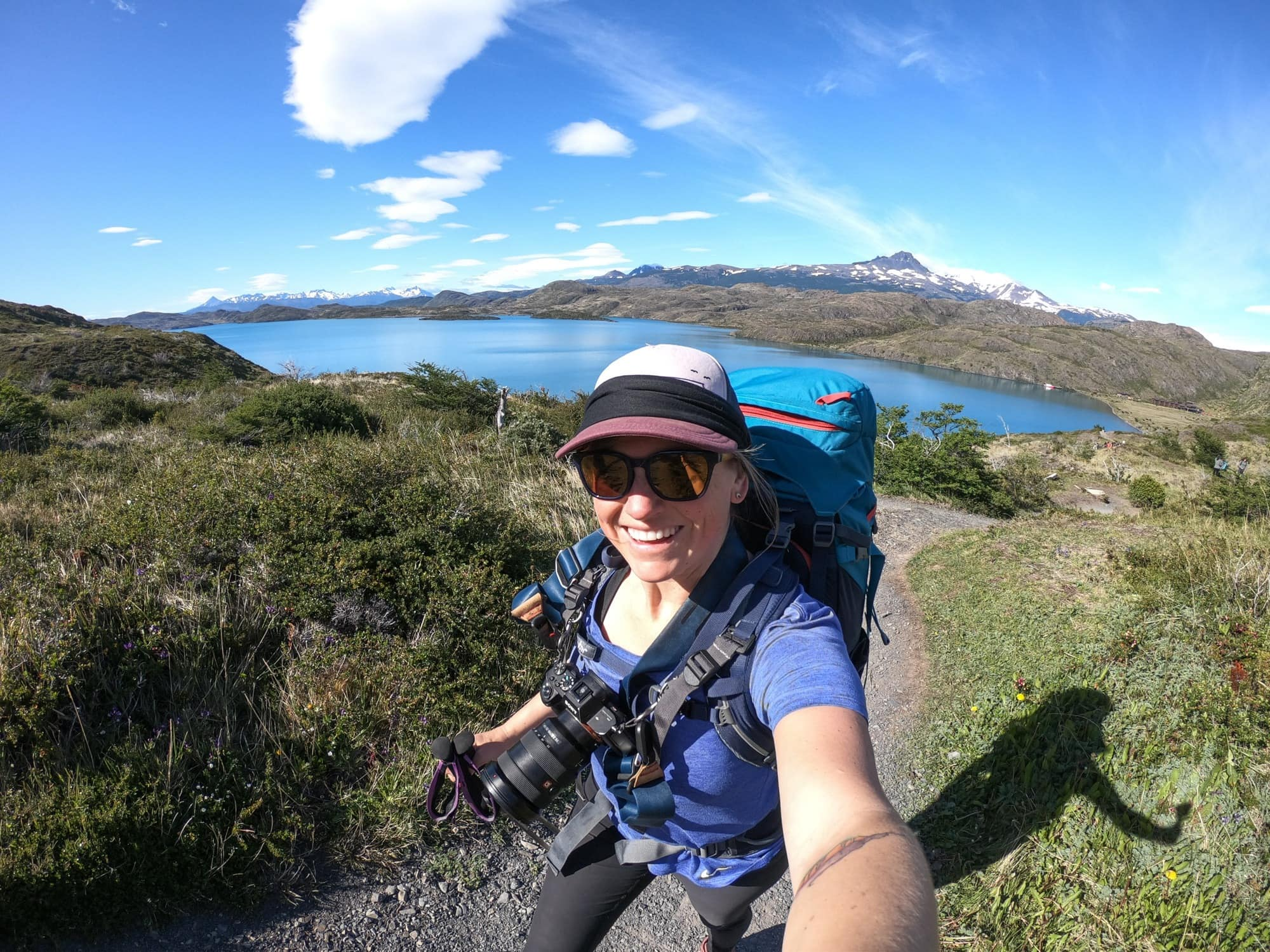 Want to hike the W Trek in Torres Del Paine? My W Trek packing list will have you prepared for hiking & camping on this bucket-list trail in Patagonia.
