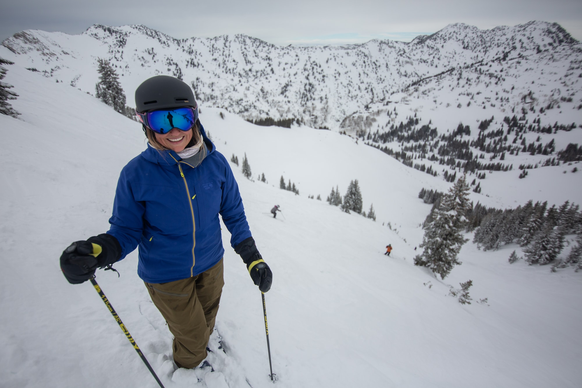 Learn about my experience in the Alta Ladies Day Program, a 6-week all-female class where you focus on technique and exploring new terrain at Alta Ski Area.
