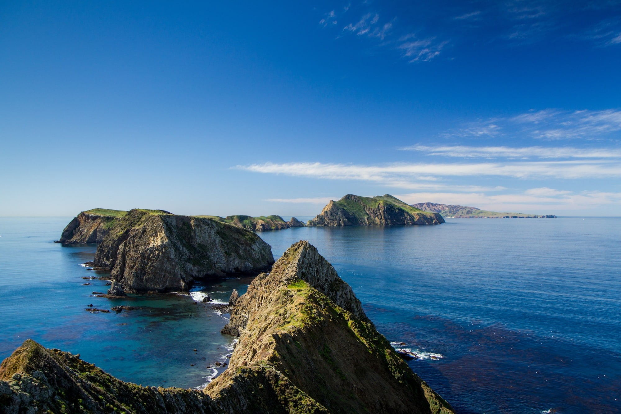 Inspiration Point at Anacapa Island // Get the scoop on camping, hiking, marine life & outdoor adventure in this outdoor enthusiasts guide to the five islands of Channel Islands National Park.