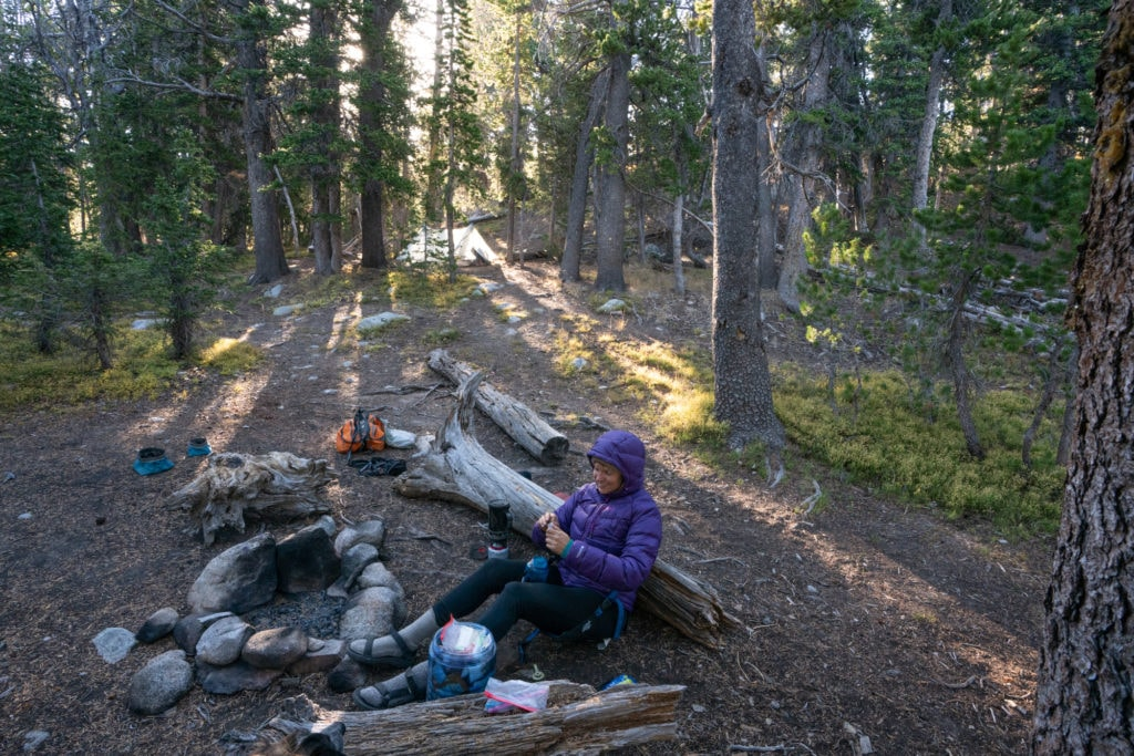 Here are 20 tried-and-true tips for staying warm and comfortable while cold-weather camping in winter regardless of the temperature outside.