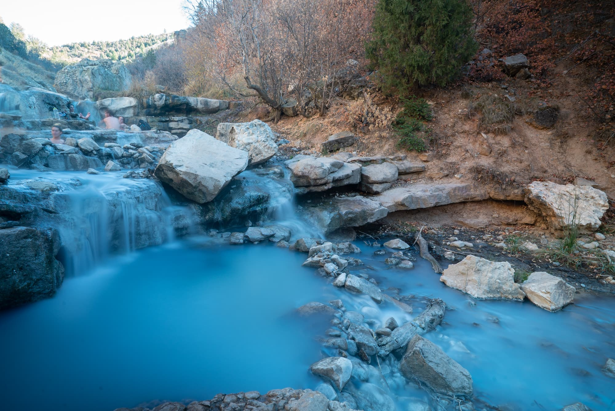 Diamond Fork Hot Springs // A round-up of the best hikes in Utah. Explore Utah's epic landscapes and get tips for tackling these bucketlist trails.