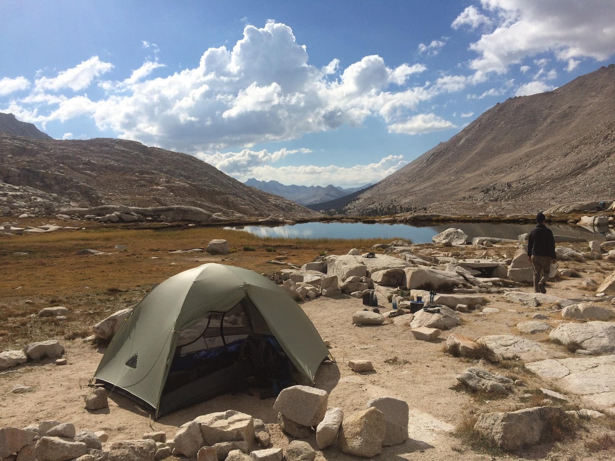 How to Leave No Trace on the John Muir Trail