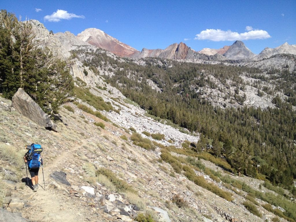 Here are the best section hikes on the John Muir Trail that require less than a week to complete.