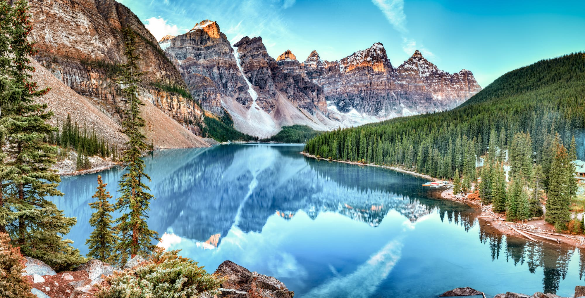 Banff and the Lake Louise area should be on every outdoor travelers adventure bucketlist