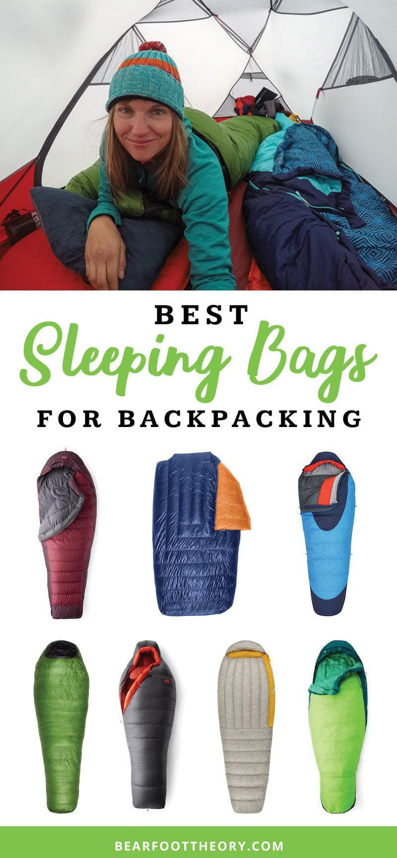The best sleeping bags for backpacking are lightweight, warm, and comfortable. Here's our favorite sleeping bags for variety of budgets in 2019.