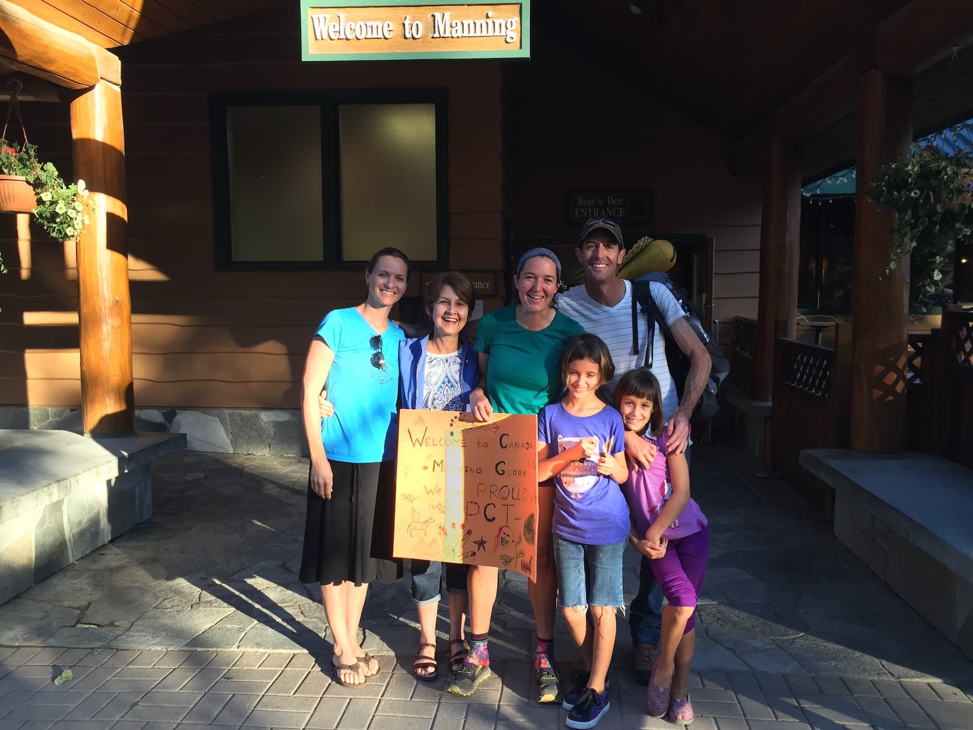Tips for Visiting Thru-Hiking Friends on the Pacific Crest Trail