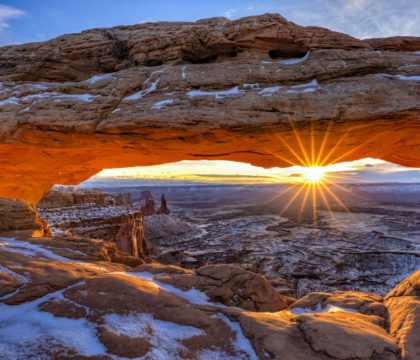 Check out the best National Parks to visit in winter so you can get outside year-round and avoid the high-season crowds.