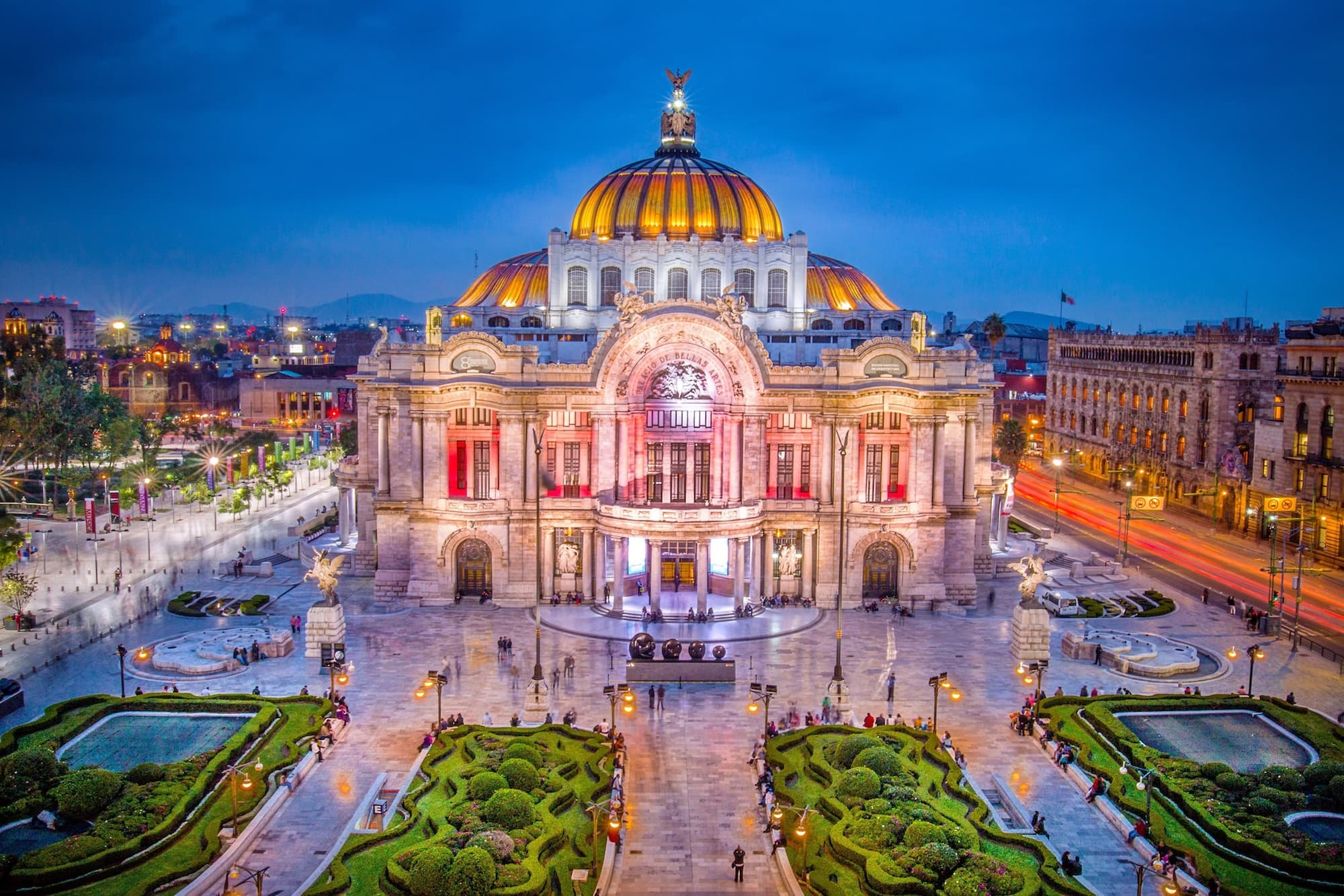 Mexico City makes the cut of 14 amazing domestic & international travel destinations at the top of our adventure bucketlist for 2019.