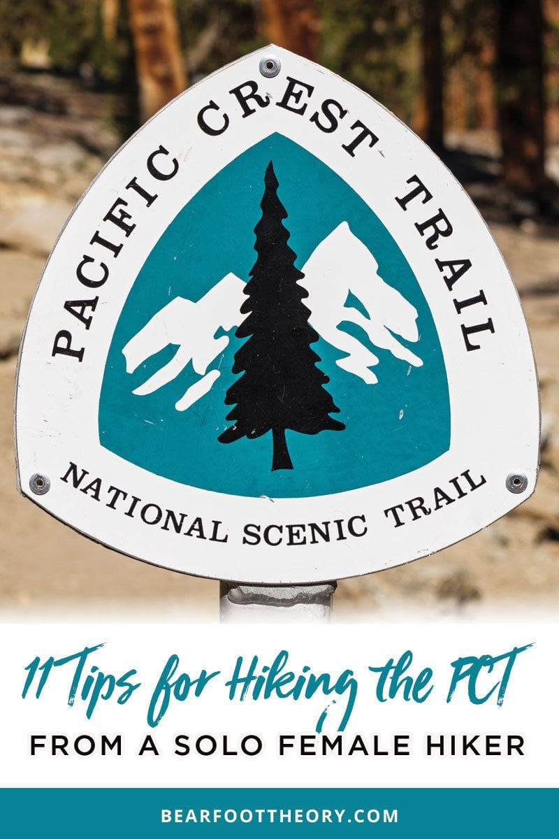 Thinking about thru-hiking the PCT? Get 11 tips from a solo female hiker who successfully completed all 2,650 miles of the Pacific Crest Trail.