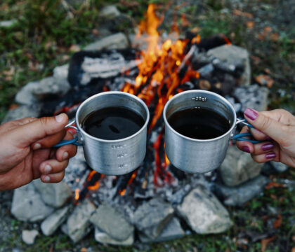 6 ways to make the best camp coffee with easy, lightweight options for backpacking, plus the tools you need for a strong and tasty cup.