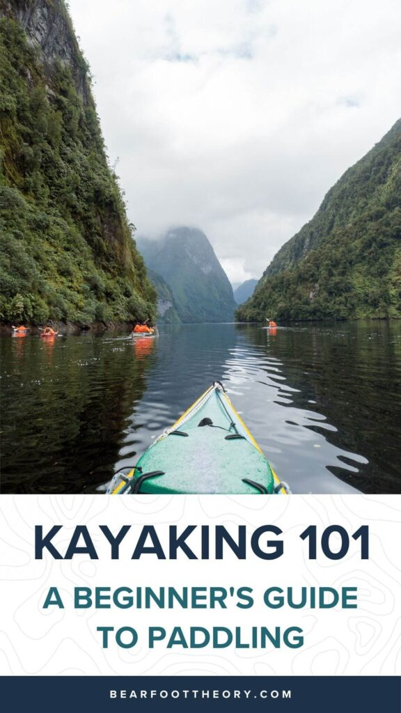 Build confidence with these beginner kayaking tips. Learn about different types of kayaks, what to wear, tips for paddling & more.